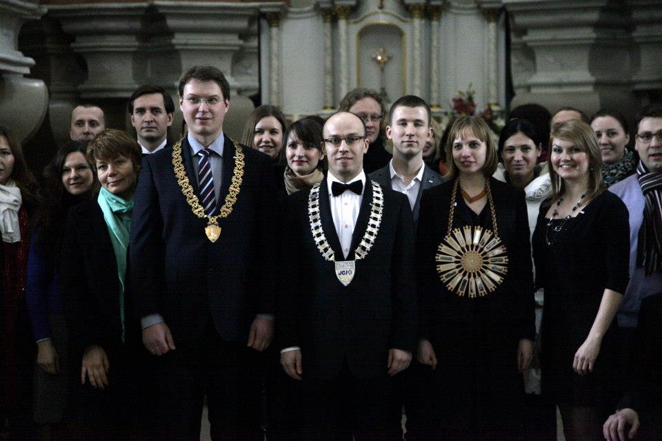 JCI prezidentu diena 2013