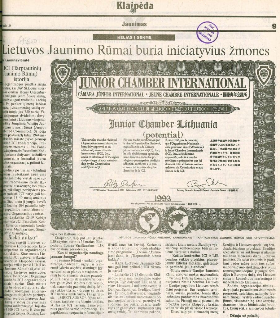 Klaipėda 1994